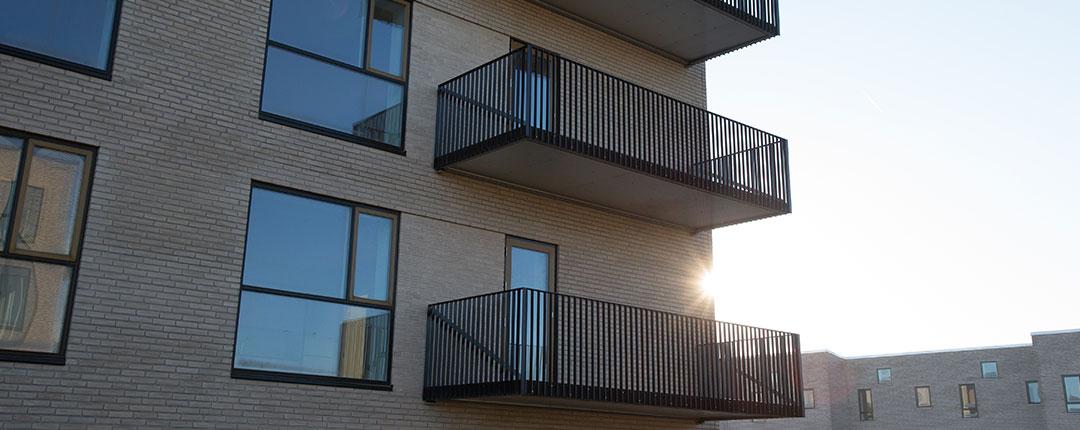 Marshalls Allé, Aalborg