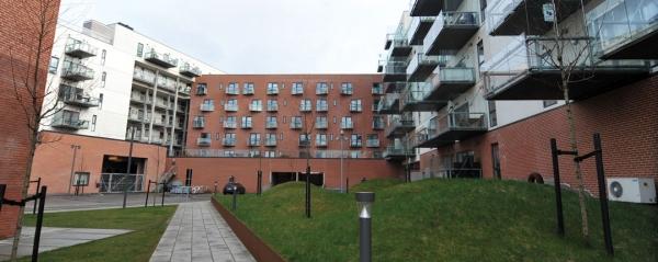 Østerbro Brygge, Aalborg