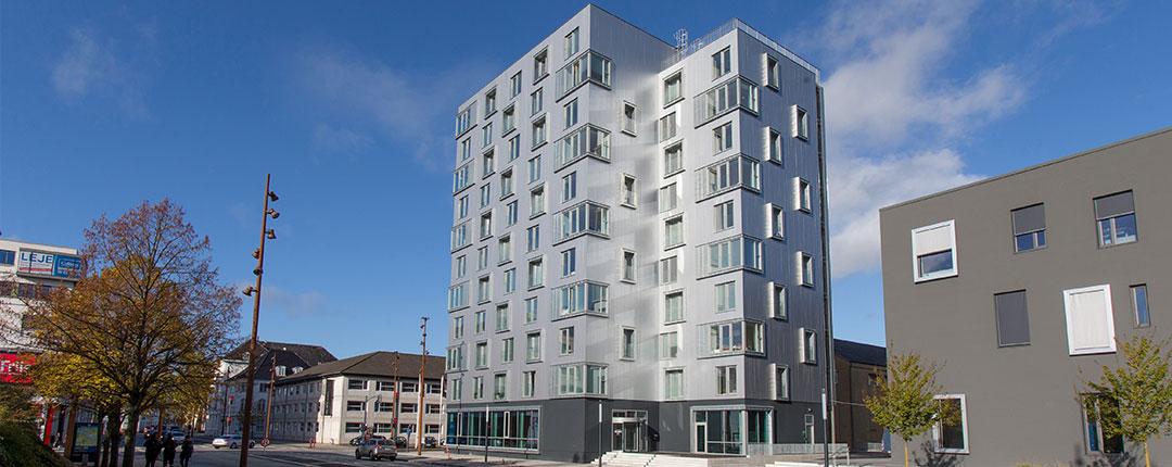 Rendsburggade, Aalborg